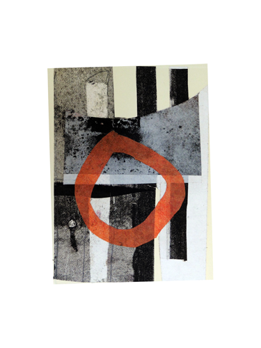'Art, Ideas, Beliefs #20', Collage, 15.5 x 11 cm, £395