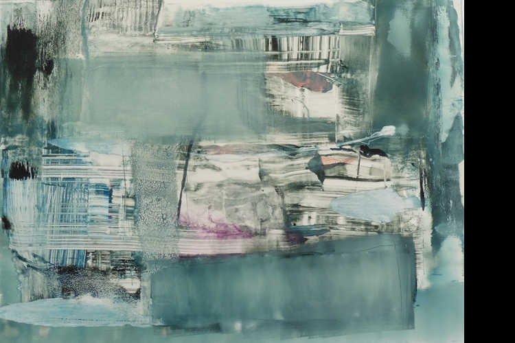 'Windows and Ice like Glass', Private Collection (USA)