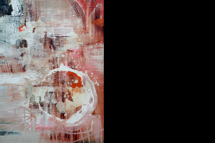 'Personal Memoir', Oil and Gesso on Linen, 100 x 120 cm, £7000